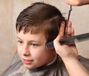Children Hair Cut